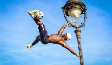 exercise man